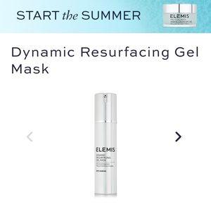Other - Elemis dynamic resurfacing mask